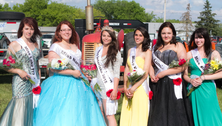 Miss Interlake Pageant