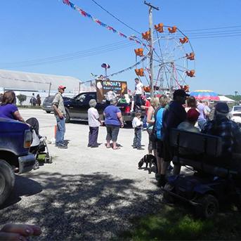 Lundar Fair